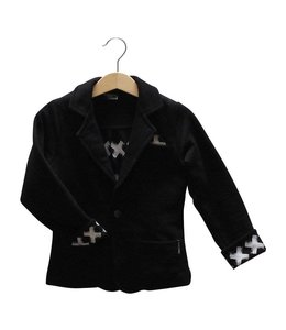 Lucky No. 7 Kriss Kross Blazer