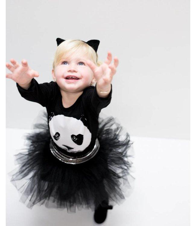 Lucky No. 7 Panda Tutu dress