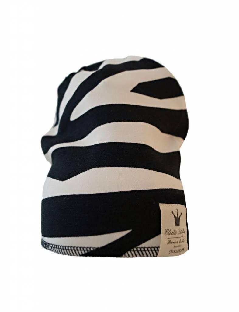 Elodie Details Winter beanie Zebra Sunshine