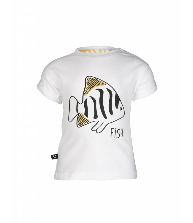 nOeser nOeser T-shirt Tom hipster fish