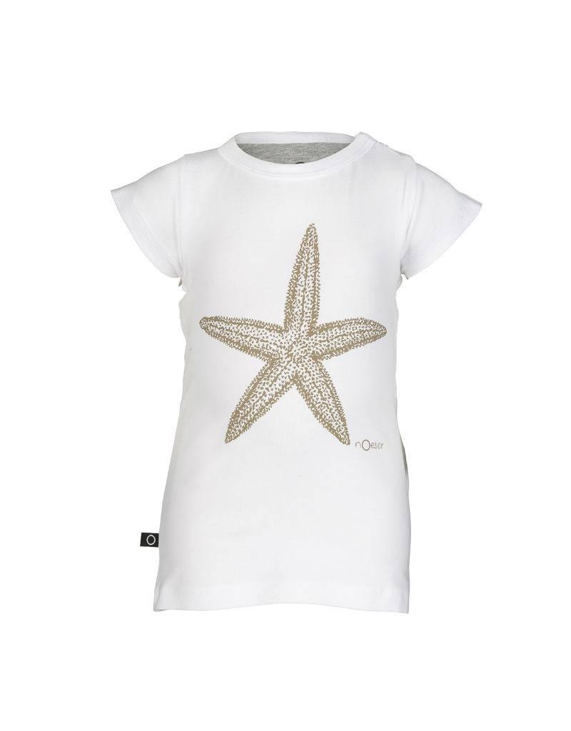nOeser nOeser T-shirt Ted frill star