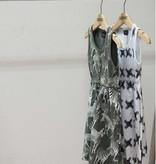 Lucky No. 7 Kris Kross Dress White Fond