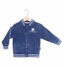 Lucky No. 7 Denim Bomberjacket