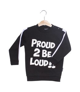 Lucky No. 7 Proud 2B Loud Sweater