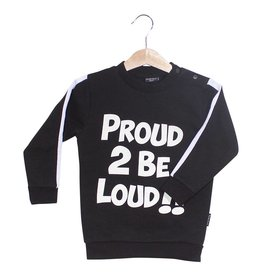 Lucky No. 7 Lucky No.7 Proud 2B Loud Sweater