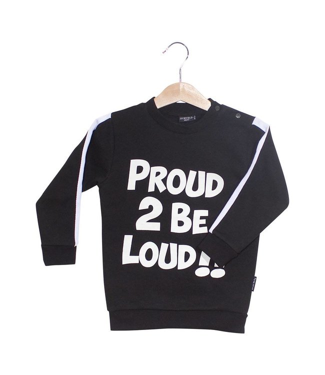 Lucky No. 7 Proud 2B Laut Sweater