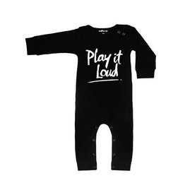 Van Pauline Play it loud Onesie