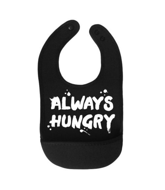Van Pauline Lätzchen immer hungrig