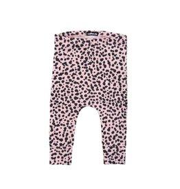 VanPauline Pink Leopard Pants