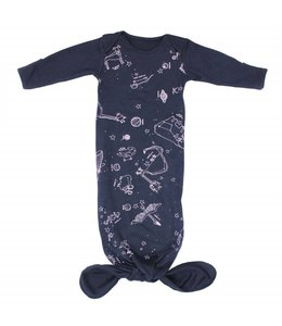 Electrik Kidz Sleeping sack Glow in the dark
