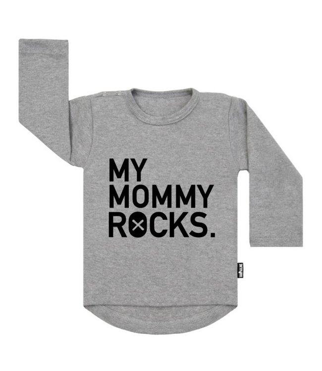 Van Pauline Shirt My Mommy Rocks