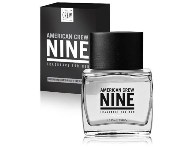 American Crew Nine Fragrance Eau de Toilette 75ml Actie!