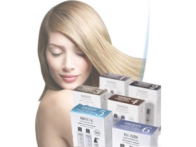 Nioxin System 4 Cleanser shampoo 300ml