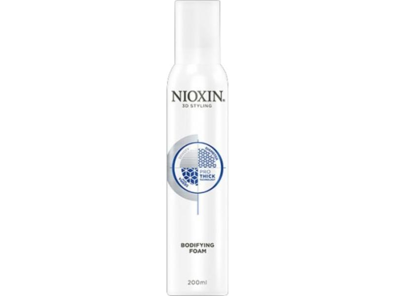 Nioxin 3D Styling Bodifying Foam 200ml