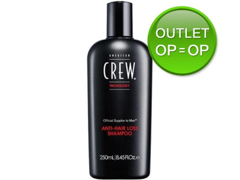 American Crew Anti-Hairloss en Thickening Shampoo 250ml