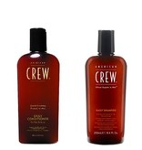 American Crew Daily shampoo & Conditioner 250ml