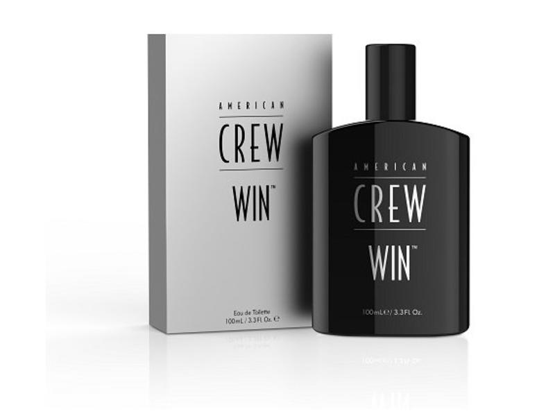 American Crew WIN Fragrance Eau de Toilette 100ml
