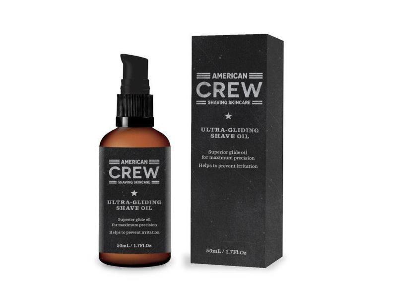 American Crew Ultra Gilding Shave Oil 50ml