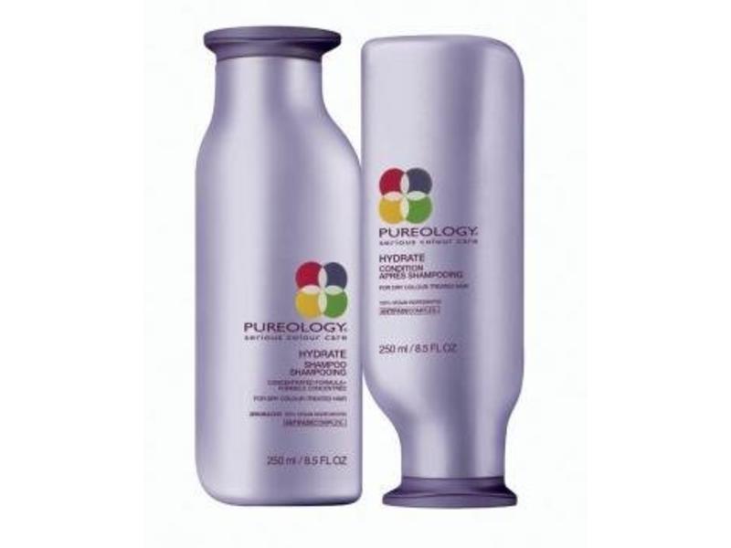 Pureology Hydrate Shampoo en Conditioner Voordeelset