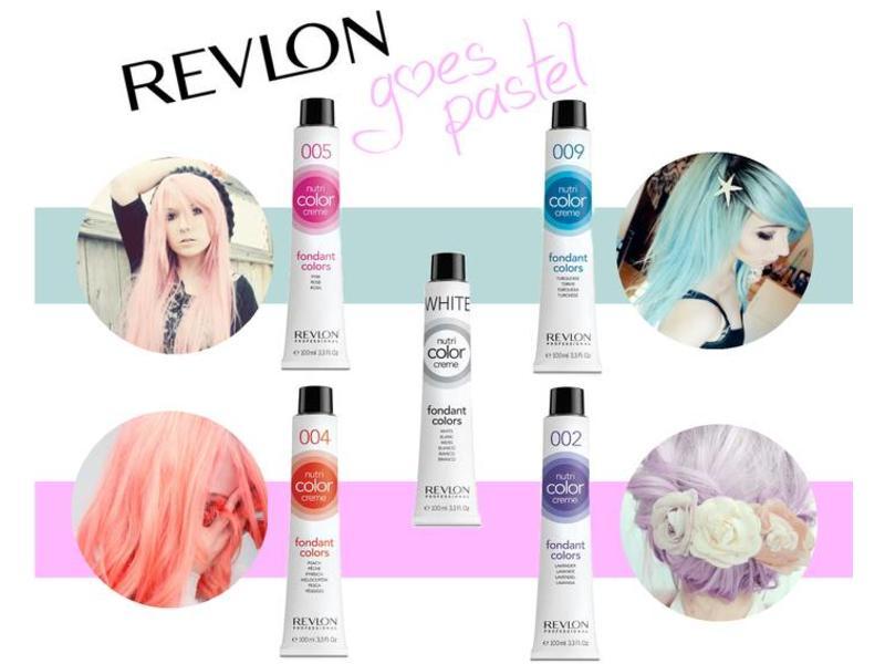 Revlon Nutri Color Creme Fondant Colors 009 Turquoise 100ml
