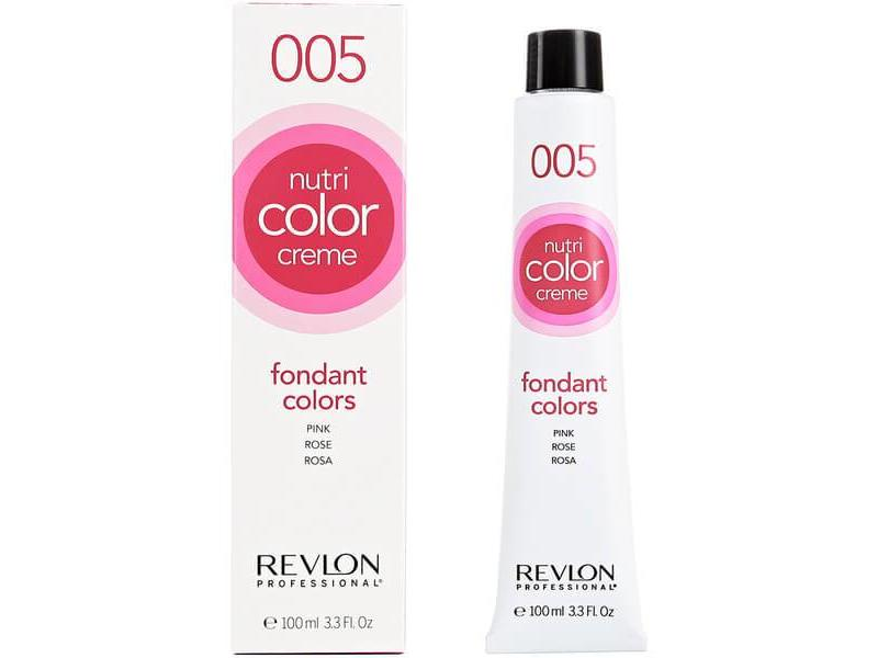Revlon Nutri Color Creme Fondant Colors 005 Pink 100ml