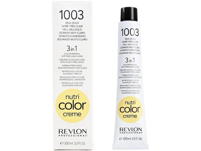 Revlon Nutri Color Creme 1003 Pale Gold 100ml