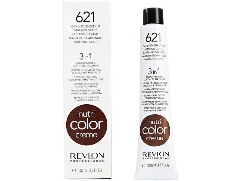 Revlon Nutri Color Creme 621 Candied Chestnut 100ml