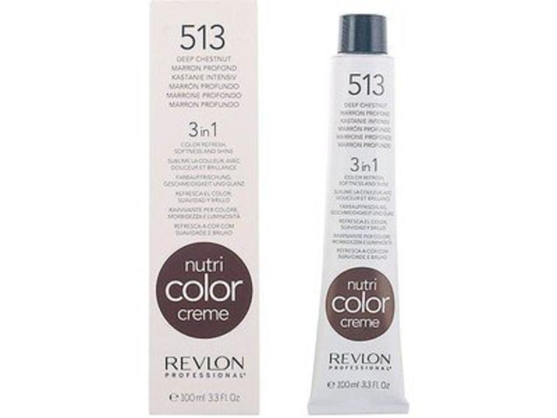 Revlon Nutri Color Creme 513 Deep Chestnut 100ml