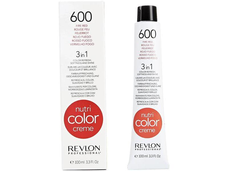 Revlon Nutri Color Creme 600 Wild Fire 100ml