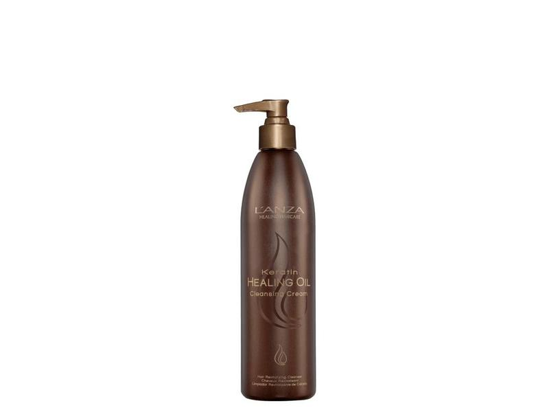 L'ANZA Keratin Healing Oil Cleansing Cream 300ml