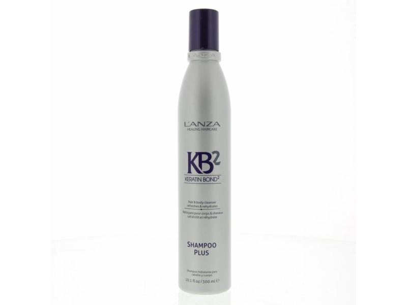 L'ANZA Daily Elements KB2 Shampoo Plus 300ml