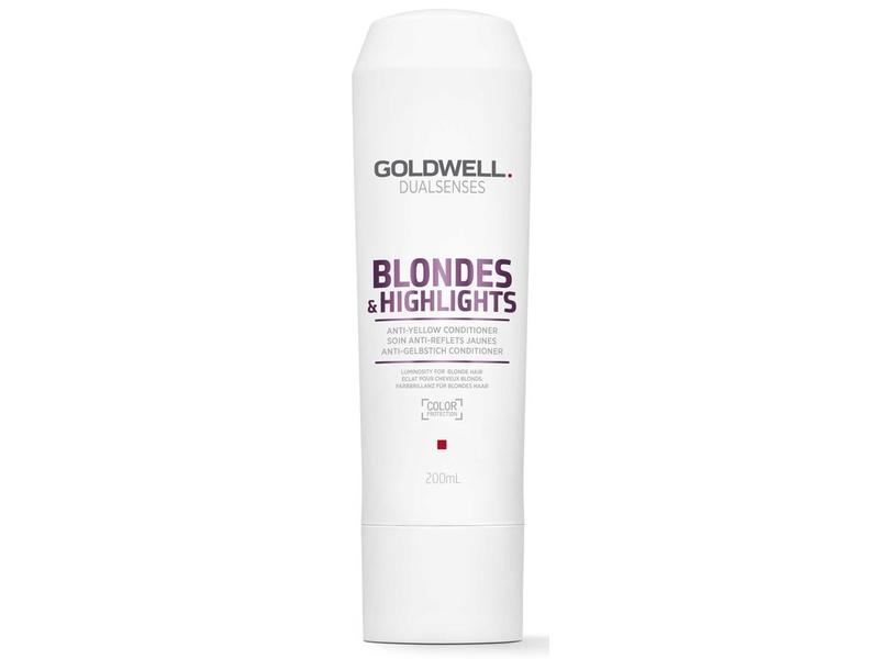 Goldwell Blondes & Highlights Anti Yellow Conditioner  200ml