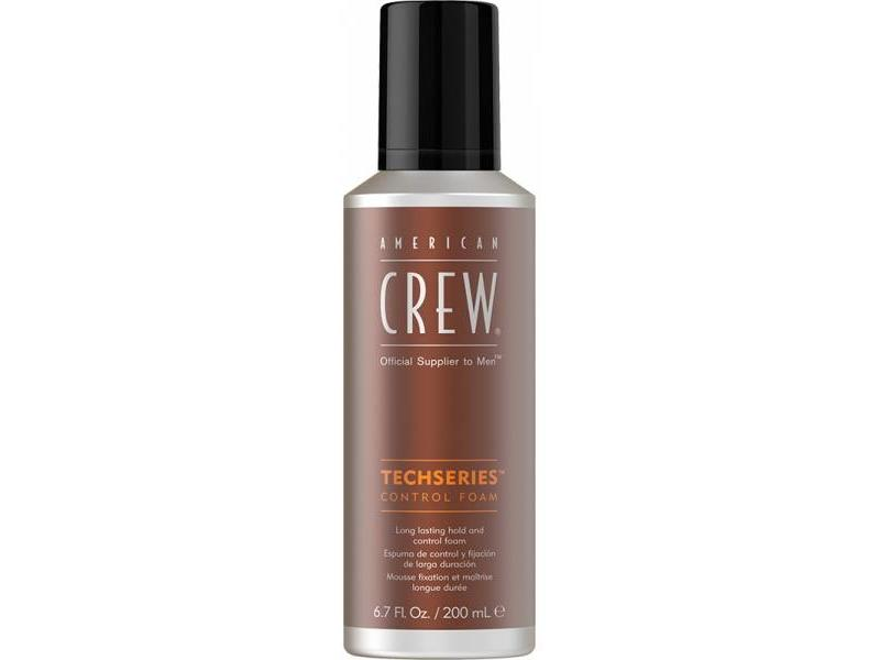 American Crew Techeries Control Foam 200ml