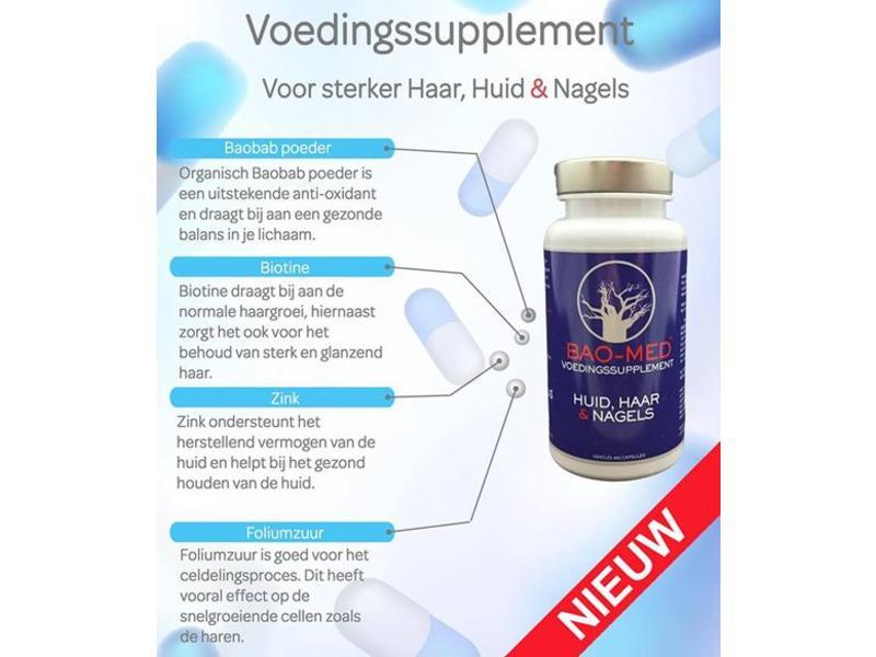 Mediceuticals Bao-Med Voedingssupplement