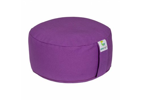Ecoyogi meditatiekussen rond Lavendel