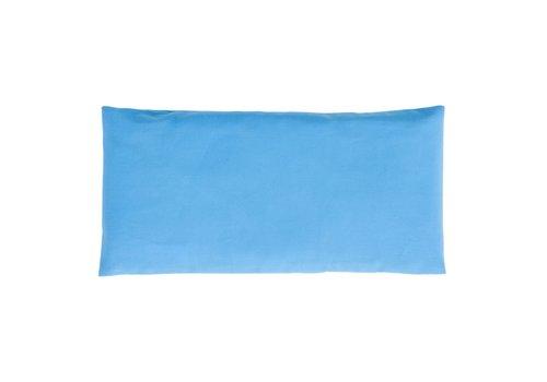 Ecoyogi oogkussen blauw