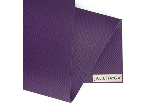 Jade Yoga Harmony Mat 188 cm - Purple (5mm)