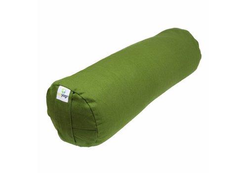 Ecoyogi Yoga bolster groen