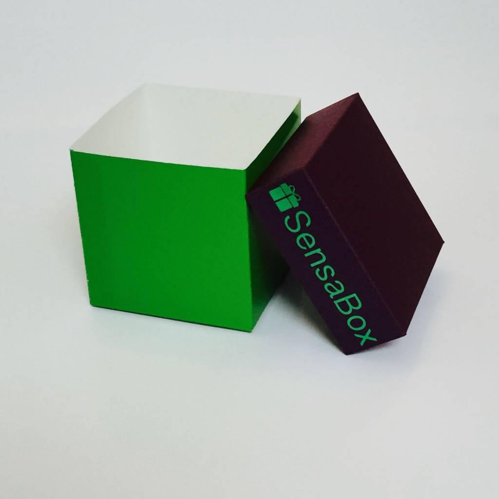 Kubus verpakking 100x100x100mm (25stuks)