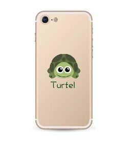 iPhone soft case Turtel