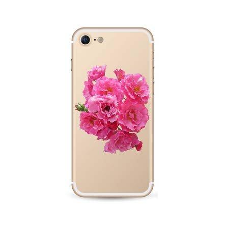 iPhone 7 soft case tros roosjes