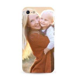 iPhone 7 soft case met eigen foto