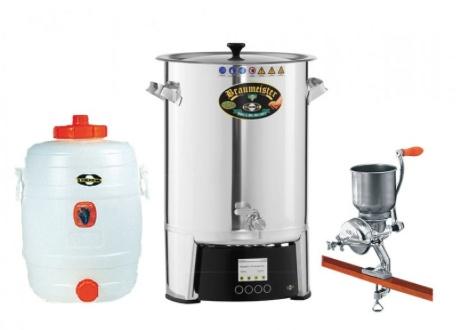 Startpakket Braumeister 20 liter