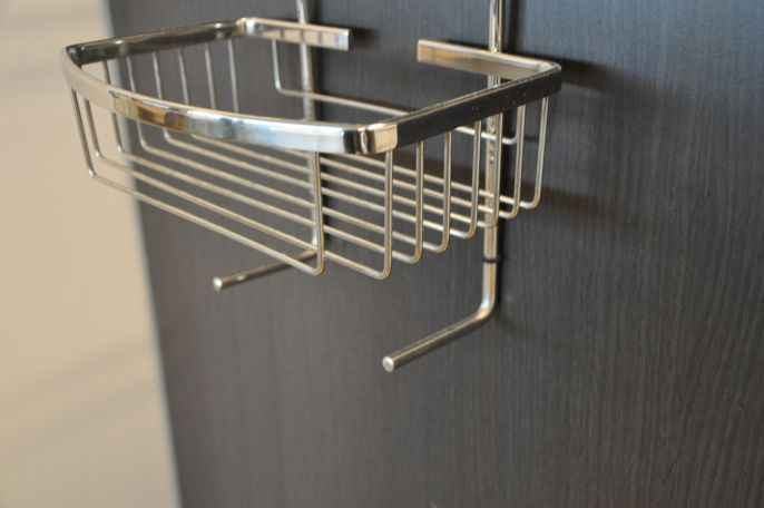 Badkamer Verwarming Domo : Domo chroom ophangrek tbv glazen wand 80cm saniglow kwaliteits
