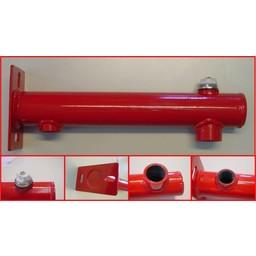 Saniglow Expansievat-console 3-Gats 3/4x1/2 rood