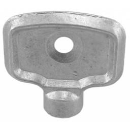 Saniglow Radiator ontluchtings sleutel metaal