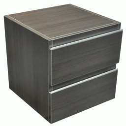 Wiesbaden Ladekast 450x450 houtnerf grijs
