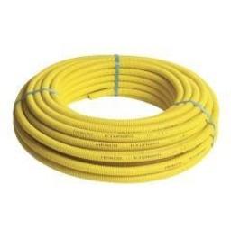 Henco Henco gasslang mantel geel 50m 26x3