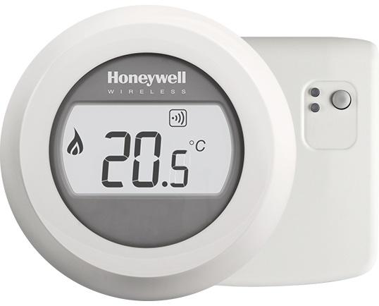 Honeywell Honeywell Round Wireless aan/uit kamerthermostaat Y87RF2012