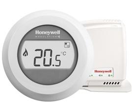 Honeywell Honeywell Round Connected Modulation kamerthermostaat Y87C2004